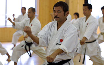 JKA Instructors:Passing on the Tradition